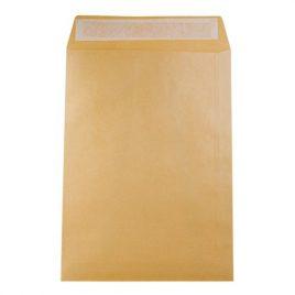 Buste a sacchetto adesive Avana 25×35