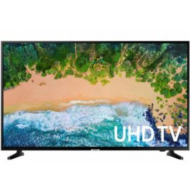TV LED SAMSUNG 55″ 4K SMART TV DVB-T2/C/S2
