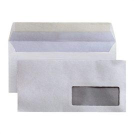 Buste Bianche 11×23 c/fin. 500 pz.