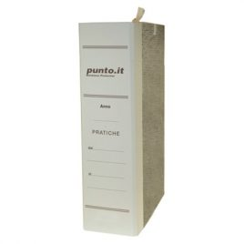 Cartelle Archivio Memotak dorso 10 con legacci