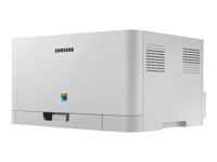 Stampante Samsung Xpress SL-C430 –  colore – laser – A4/Legal – 2400 x 600 dpi – fino a 18 ppm (mono) / fino a 4 ppm (colore) – capacità 150 fogli – USB 2.0