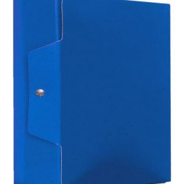 Scatola Progetti Standard 12 Blu