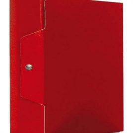 Scatola Progetti Standard 15 Rosso