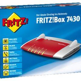 ROUTER FRIZ ADSL/VDSL WIRELESS BOX 7430