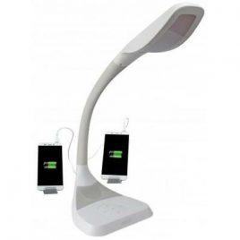Lampada LED con charger USB 2A e speaker bluetooth