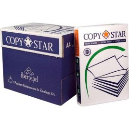 CARTA A4 80GR copy star bancale 240 risme